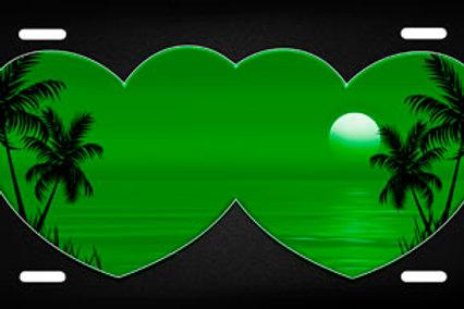 LP00149-Green Heart Beach