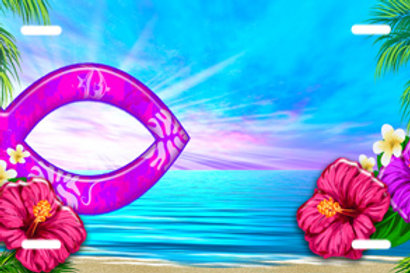 LP00803-Jesus Fish Beach