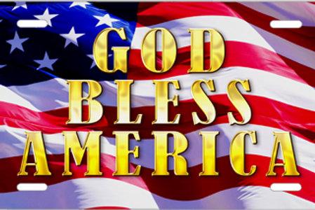 LP00952-God Bless America