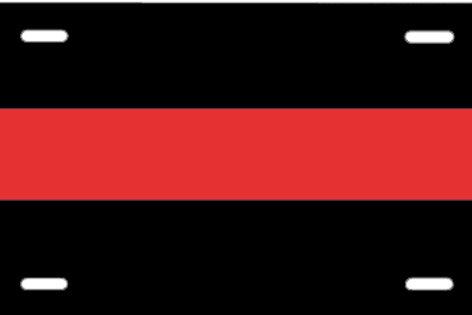 LP00989R-Thin Red Line