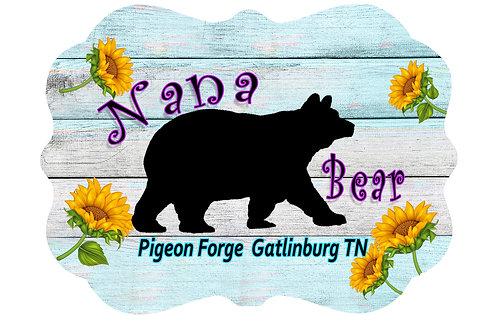 RMC105-Nana Bear