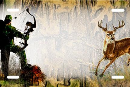 LP00744-Bowhunter Deer
