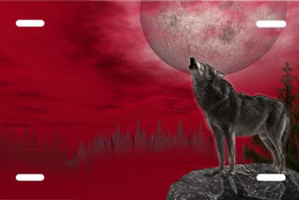 LP00740-Red Wolf