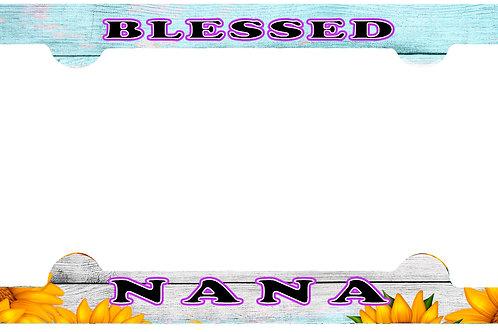 F122N-Blessed Nana Frame