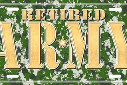 LP00N107-Army Retired