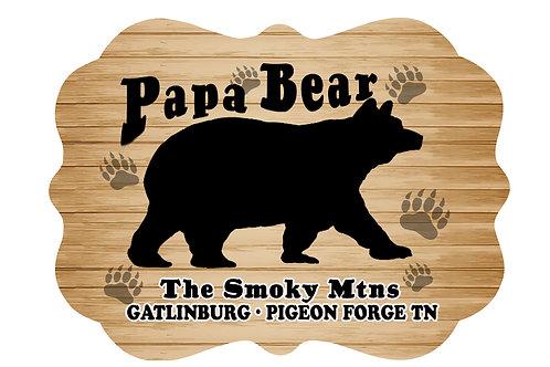 RMC112-Papa Bear