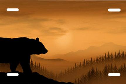 LP00762-Bear on Brown Mountains