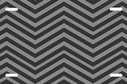 LP00825-Black Grey Chevron