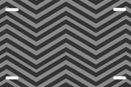 LP00825-Black Grey Chevron