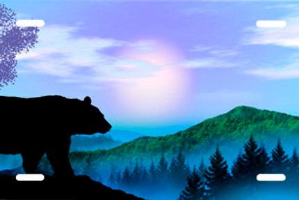 LP754 - Mountain & Bear