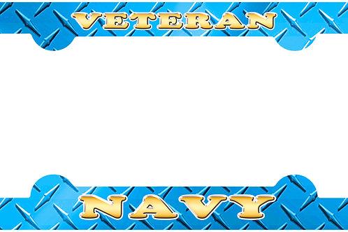 F119-Navy Veteran Frame