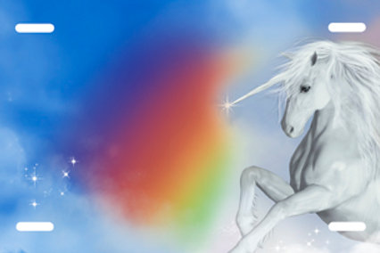 LP0041-Unicorn Rainbow