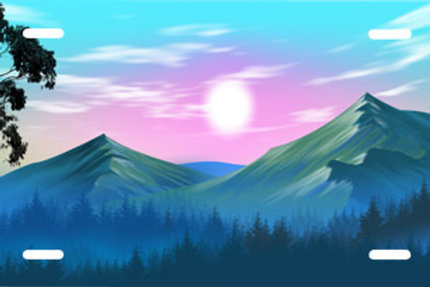 LP00772-Blue Mountain