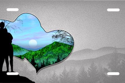 LP00755-Couple Mountain Hearts