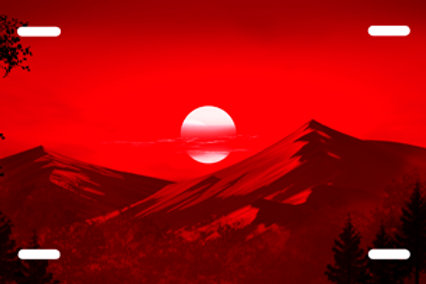 LP0078-Red Mountains
