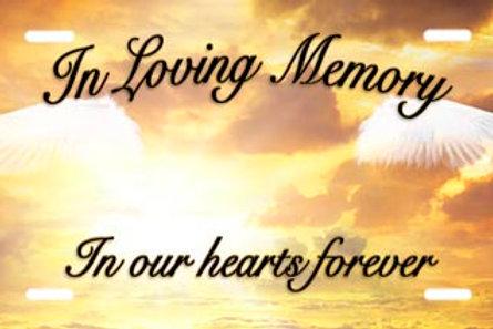 LP00835-Loving Memory on Brown