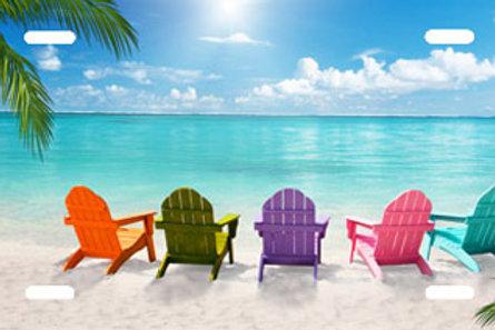 LP00921-Chairs on Beach