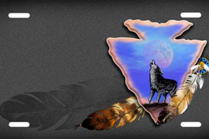 LP00158-Arrowhead Feather