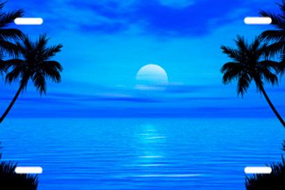 LP00277-Blue Beach