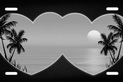 LP00147-Gray Heart