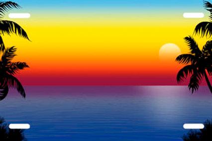 LP00264-Multi-colored Beach