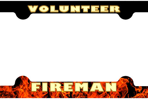 F112-Volunteer Fireman