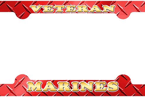 F117-Marine Veteran Frame