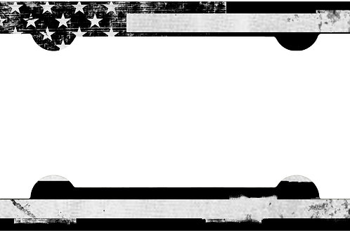 F111-American Flag Red Grunge