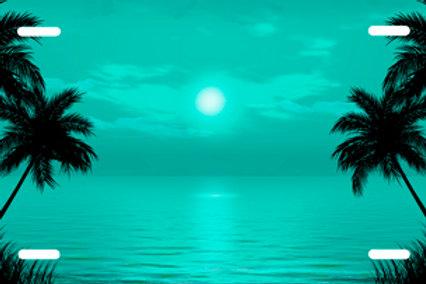LP0011-Green Beach