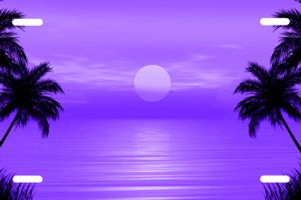 LP0014-Purple Beach