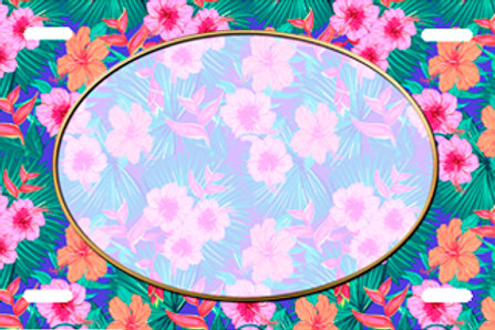 LP00981-Floral with Center