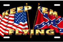 LP00931-American Flag Keep 'Em Flying
