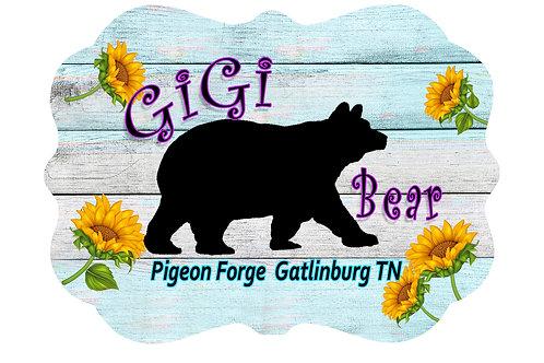 RMC106-Gigi Bear