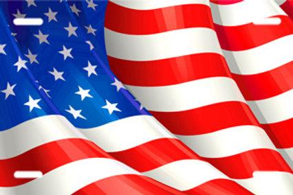 LP00440-American Flag