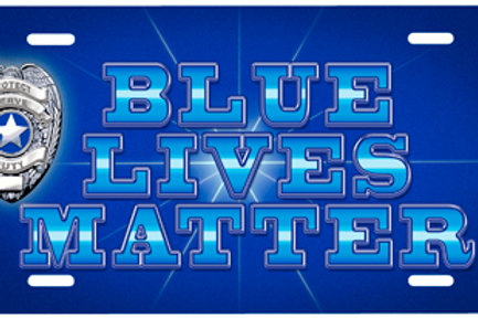 LP00932-Blue Lives Matter