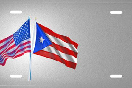 LP00688-Puerto Rican Flag