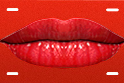 LP00660-Lips Red