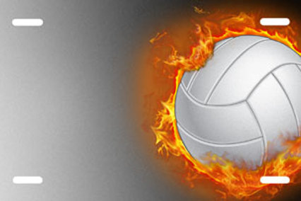 LP00888-Volleyball Flames