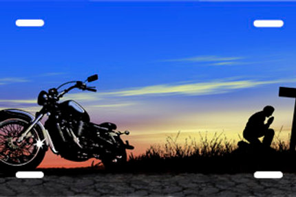 LP00669-Cross Motorcycle