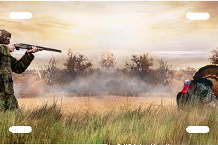 LP00955-Turkey Hunter