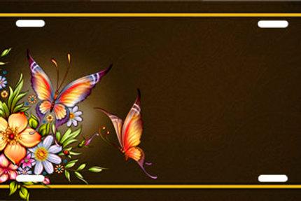 LP00736-Butterflies Black