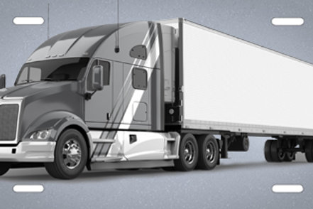 LP00971-Semi Truck
