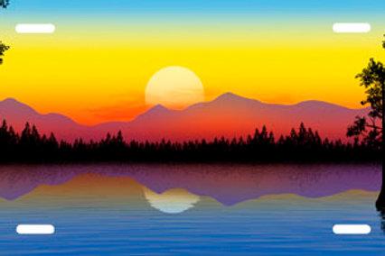 LP00470-Lake Scene
