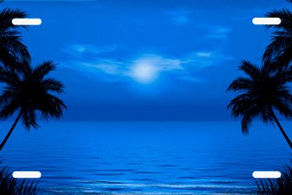 LP005 Blue Beach
