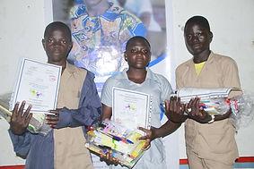 EduCare Benin in Tchaourou October 2017