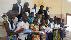 A new move in Tchaourou District: 22 more students sponsored