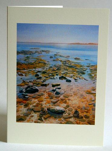 'Beside Still Waters' card