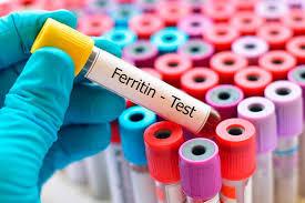 Ferritina alta sintomas homem