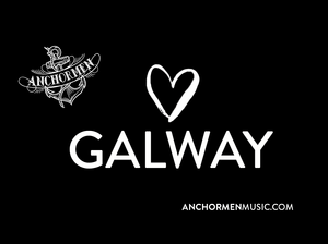 Anchormen Wedding Band Galway
