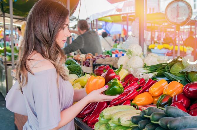 O que significa ter uma alimentação saudável?